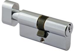 Механизм цилиндровый с английским ключом (Серия V)-2