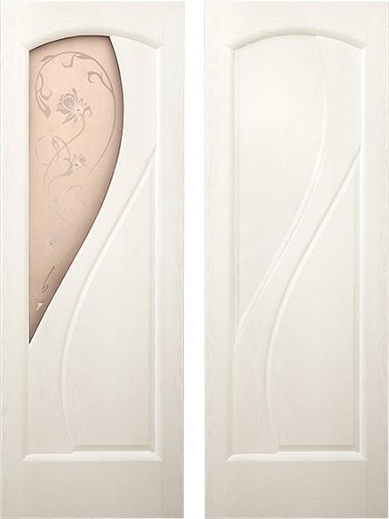 """Дверь межкомнатная глухая """"Версаль-2"""" - фото 5625"""