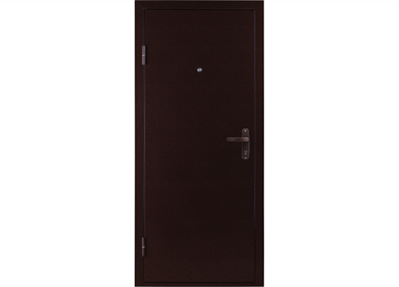 """Дверь входная """"Эконом Steel"""" - фото 5673"""