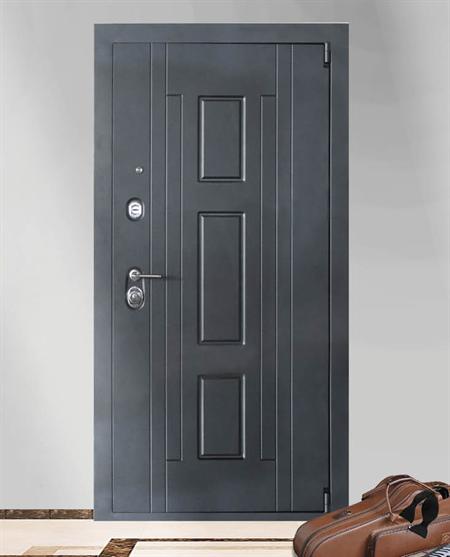 """Дверь входная с зеркалом """"Джаз"""" - фото 5754"""