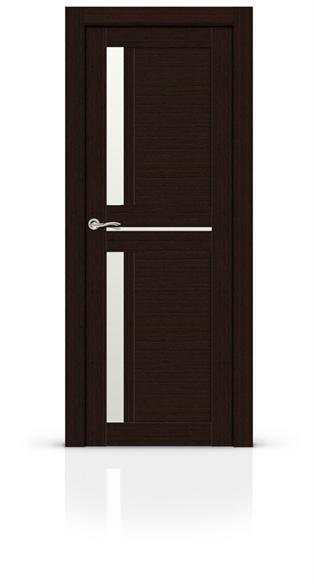 """Дверь межкомнатная со стеклом """"Баджио"""" - фото 5890"""
