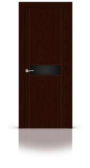 """Дверь межкомнатная со стеклом """"Турин 1"""" - фото 5900"""