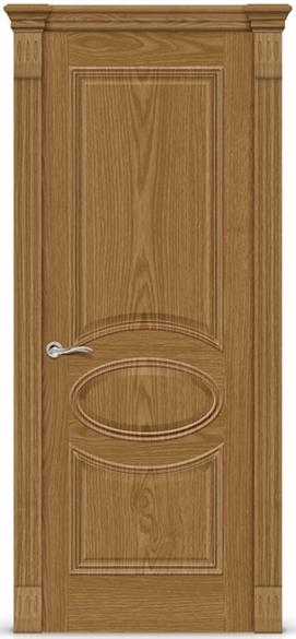 """Дверь межкомнатная со стеклом """"Византия"""" - фото 5924"""