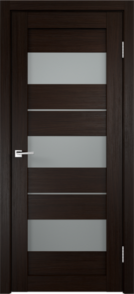 """Дверь межкомнатная остеклённая """"Duplex-12"""" - фото 5939"""