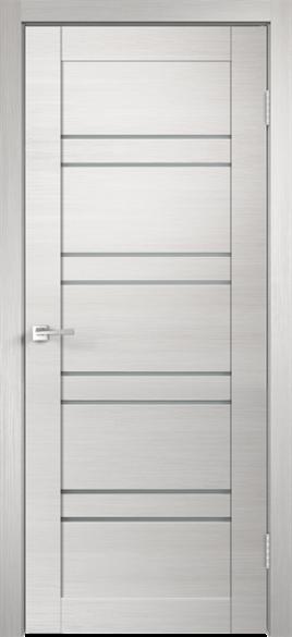 """Дверь межкомнатная остеклённая """"Linea-8"""" - фото 5956"""