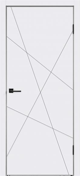 """Дверь межкомнатная глухая """"Scandi S"""" - фото 6022"""