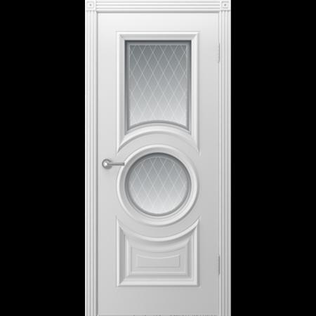 """Дверь межкомнатная остеклённая """"Богема"""" - фото 6327"""