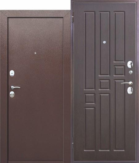 """Дверь входная с внутренним открыванием """"Гарда"""" 8 мм - фото 6398"""