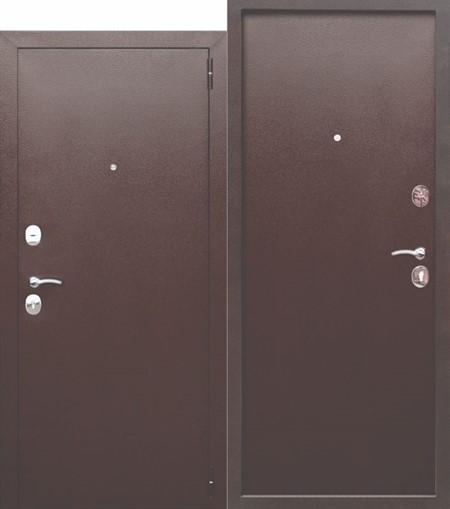 """Дверь входная металлическая """"Гарда"""" 7,5 см - фото 6413"""