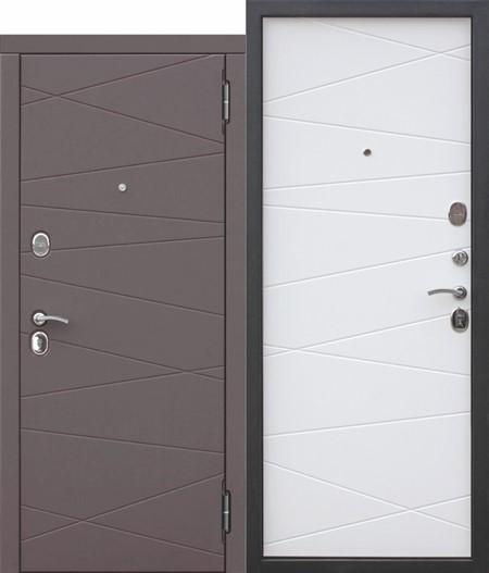 """Дверь входная """"Верона"""" 9,5 см - фото 6453"""
