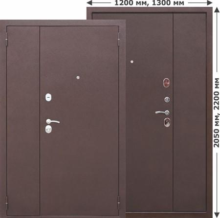 """Дверь входная металлическая """"Гарда"""" - фото 6492"""