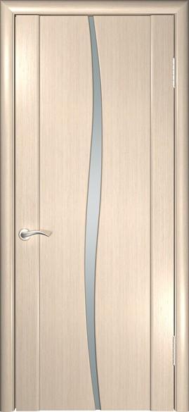 """Дверь межкомнатная со стеклом """"Комета"""" - фото 7504"""