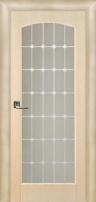 """Дверь межкомнатная остеклённая """"Ника мега"""" - фото 7516"""