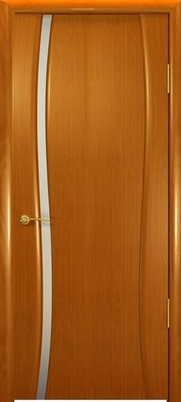 """Дверь межкомнатная со стеклом """"Комета-1"""" - фото 7555"""