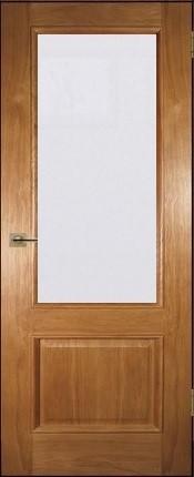 """Дверь межкомнатная остеклённая П """"Ника-1"""" - фото 7567"""