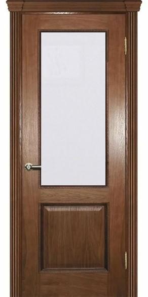 """Дверь межкомнатная остеклённая Т """"Ника-1"""" - фото 7569"""