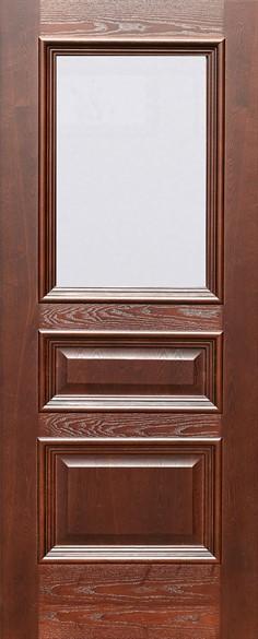 """Дверь межкомнатная остеклённая Ш """"Ника-4"""" - фото 7575"""