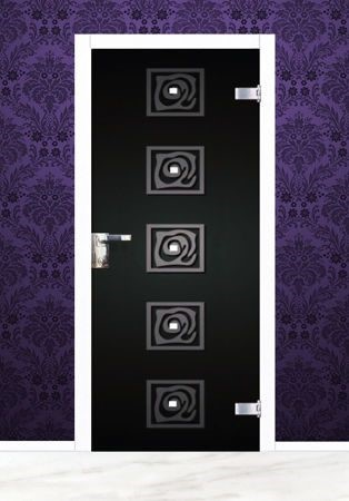 """Дверь межкомнатная  остеклённая """"Вегас"""" 12 - фото 8168"""