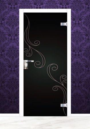"""Дверь межкомнатная остеклённая """"Вегас"""" 22 - фото 8174"""
