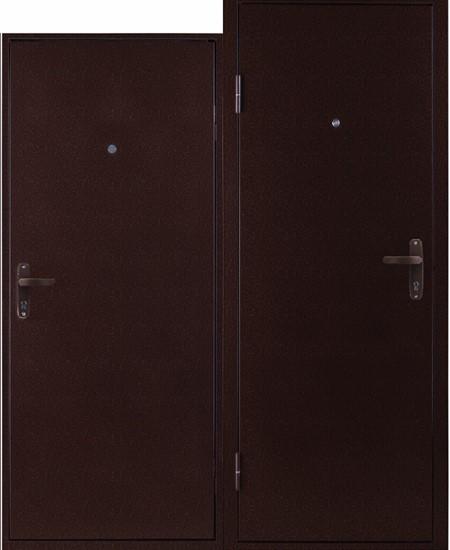 """Дверь входная """"Эконом Steel"""" - фото 8291"""
