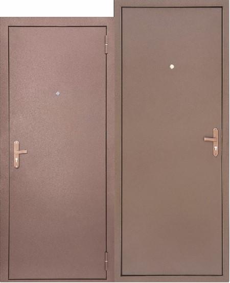 """Дверь входная """"Профи-Стройгост 5-1"""" - фото 8299"""