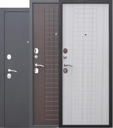 """Дверь входная """"Гарда Муар"""" 8 мм - фото 8323"""