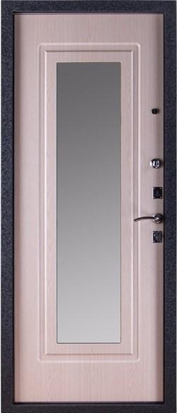 """Дверь входная с зеркалом """"Триумф"""" - фото 8345"""