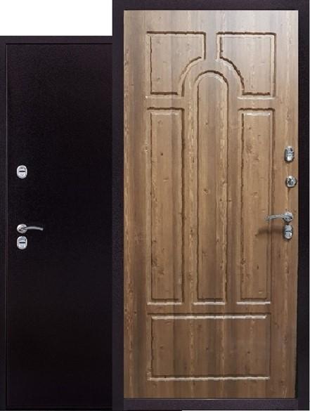 """Дверь входная с терморазрывом """"Урал МП-3К"""" - фото 8412"""