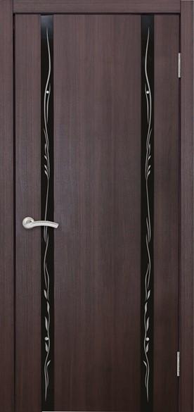 """Дверь межкомнатная со стеклом """"Европа 2"""" - фото 8637"""