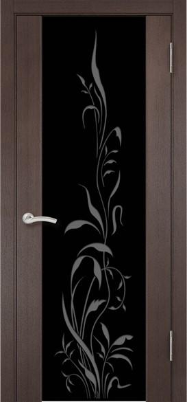 """Дверь межкомнатная остеклённая """"Европа 3"""" - фото 8638"""