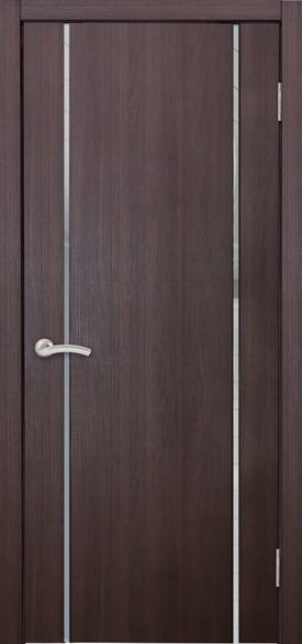 """Дверь межкомнатная со стеклом """"Европа 2+"""""""
