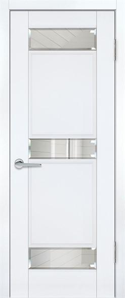 """Дверь межкомнатная со стеклом """"Офелия 5"""" - фото 8667"""