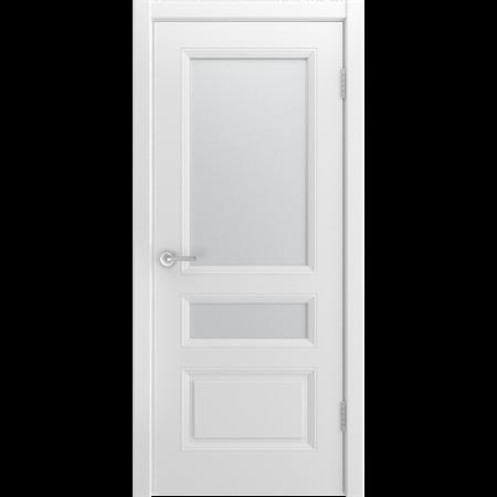 """Дверь межкомнатная остеклённая """"BELINI- 555"""" - фото 8686"""