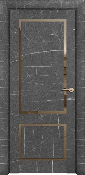 "Дверь межкомнатная с зеркалом ""NEO Loft"" 301-grafite - фото 9244"