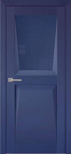 """Дверь межкомнатная остеклённая """"Perfecto"""" 107 - фото 9252"""