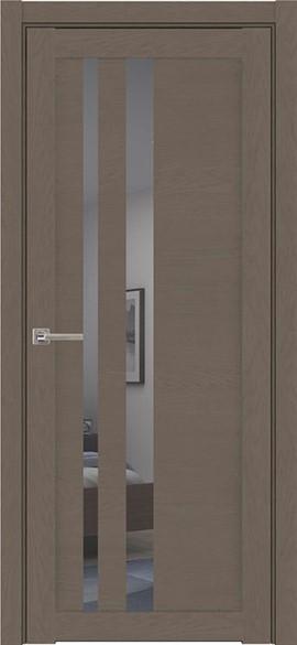 """Дверь межкомнатная с зеркалом """"UniLine Loft"""" 30008 - фото 9306"""
