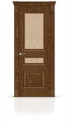 """Дверь межкомнатная со стеклом """"Бристоль 2"""""""