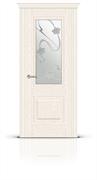"""Дверь межкомнатная со стеклом """"Элеганс 1"""""""