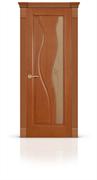 """Дверь межкомнатная со стеклом """"Сафари"""""""