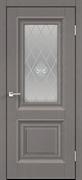 """Дверь межкомнатная остеклённая """"Alto-7"""""""