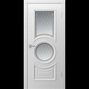 """Дверь межкомнатная остеклённая """"Богема"""""""
