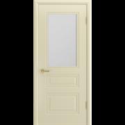 """Дверь межкомнатная остеклённая """"Трио грейс  - B1"""""""