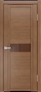 """Дверь межкомнатная с бронзовым стеклом """"Qdo"""""""