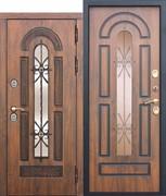 """Дверь входная с терморазрывом """"VITRA"""" 13 см"""