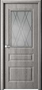 """Дверь межкомнатная остеклённая """"Каскад"""""""
