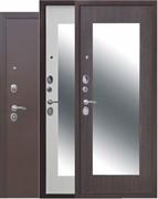 """Дверь входная с зеркалом """"Царская MAXI"""""""