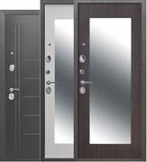 """Дверь входная с зеркалом """"Троя MAXI"""" 10 см"""
