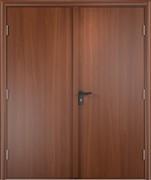 Дверь глухая строительная ПВХ