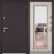 """Дверь входная с зеркалом """"Termo"""" R4/10T-140"""