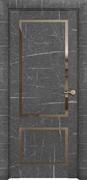 "Дверь межкомнатная с зеркалом ""NEO Loft"" 301-grafite"